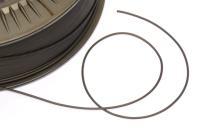 10 Meter Kautschuk Band 2.9 mm. Durchmesser