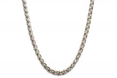 304 Edelstahl Weizen Kette Halsketten
