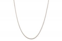 Edelstahl 304 Weizen Halskette