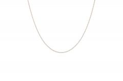 Edelstahl Halskette ca. 44,5cm