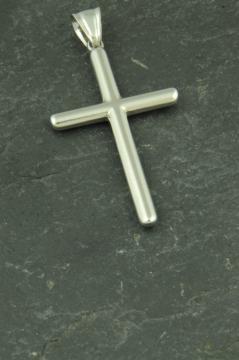 Kreuz Halsketten Schmuck Anhänger aus Edelstahl